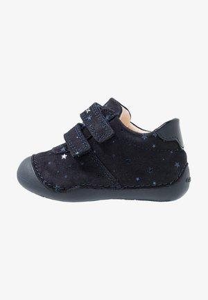 Baby shoes - dark navy