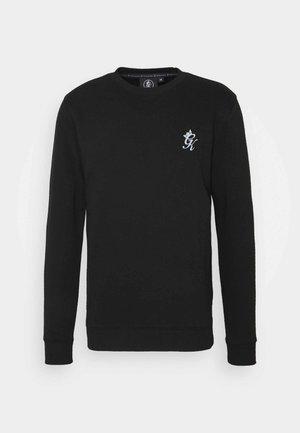 BASIS CREW  - Sweatshirt - black