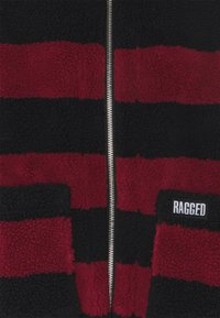 The Ragged Priest - STRIPED JACKET  - Summer jacket - red/black