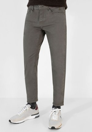 FIVE POCKETS PANTS - Trousers - khaki