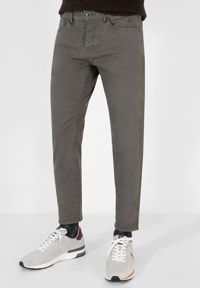 FIVE POCKETS PANTS - Pantalon classique - khaki