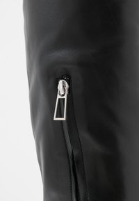 Filippa K - CAMILLE HIGH BOOT - Kozačky nad kolena - black - 2