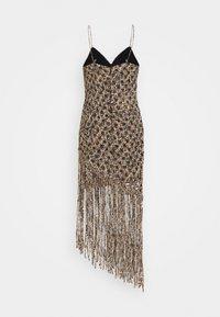 Thurley - MACRAME DRESS - Długa sukienka - gold - 1