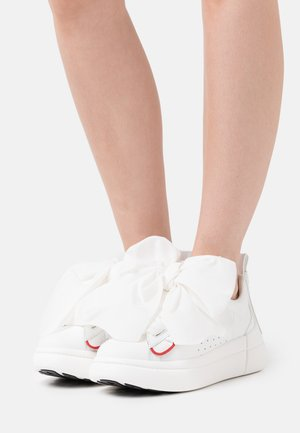 Zapatillas - bianco/cherry