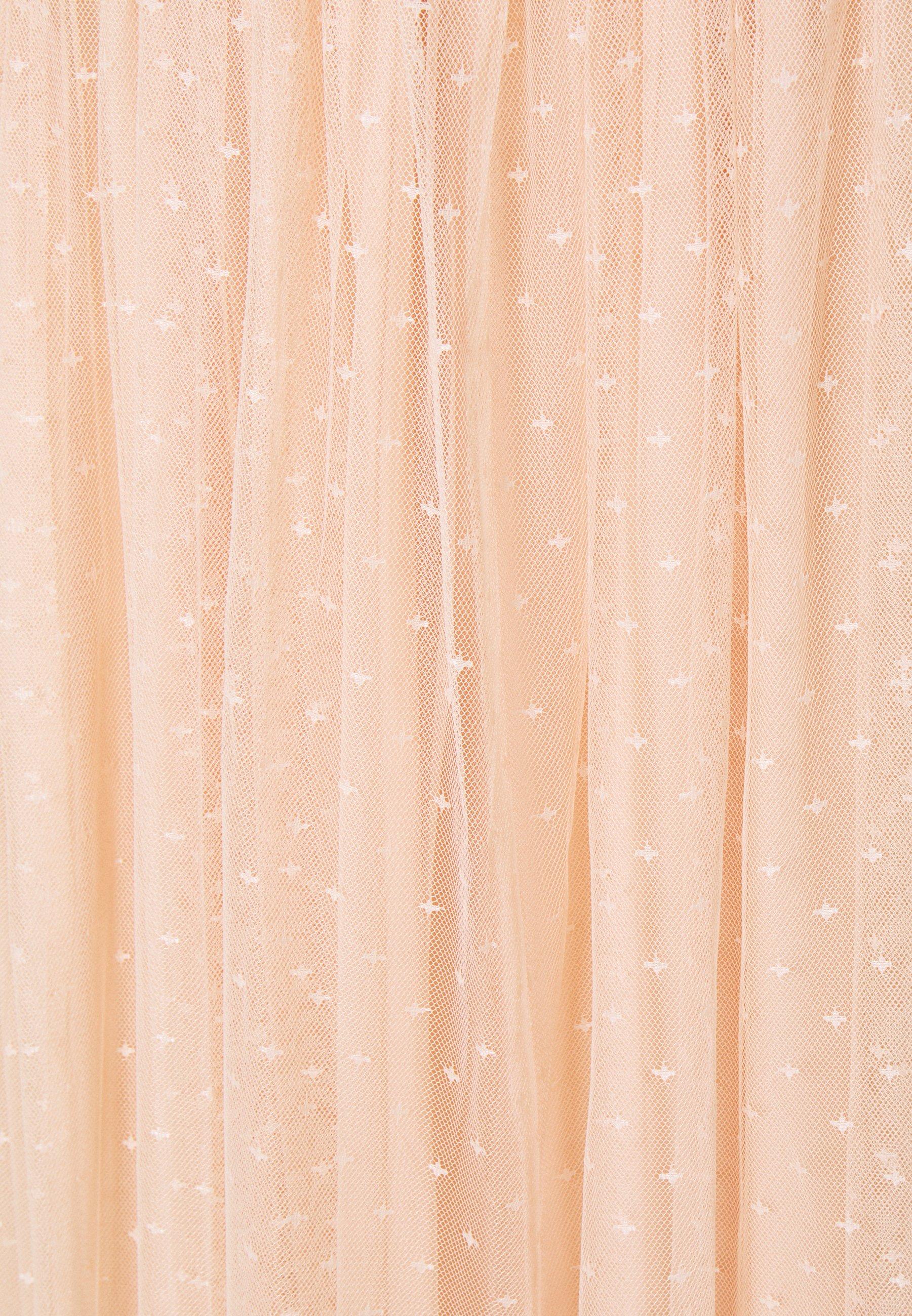 Femme HONEYCOMB SMOCKED BALLERINA SKIRT EXCLUSIVE - Jupe trapèze