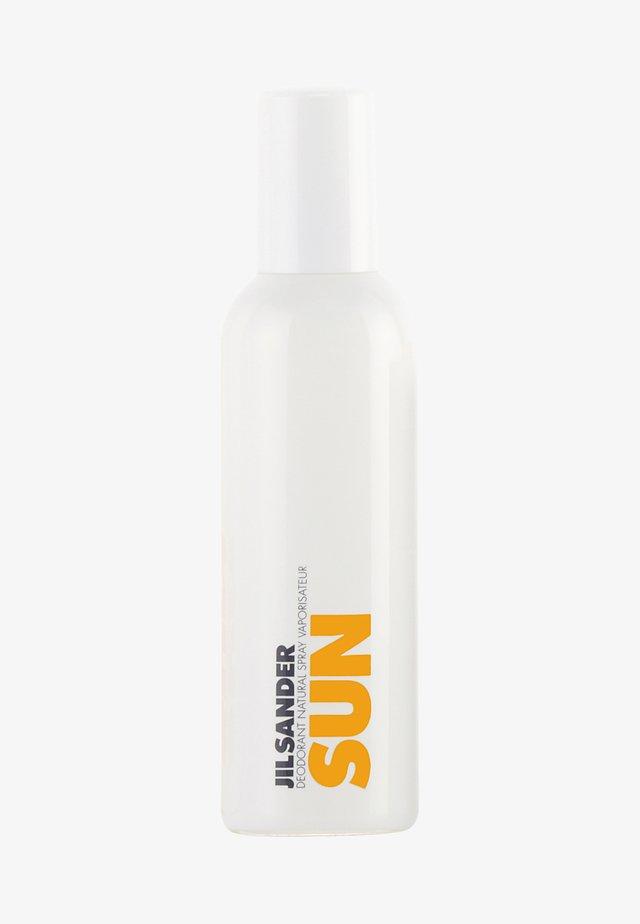 SUN DEODORANT - Deodorant - -