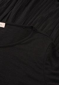 Triangle - Jersey dress - black - 3