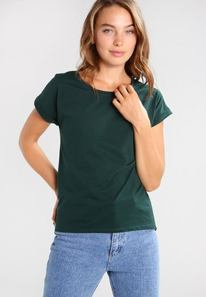 VIDREAMERS PURE  - Basic T-shirt - pine grove
