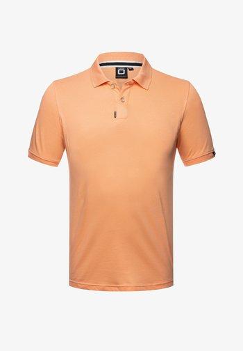 Polo shirt - orange pop