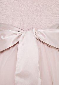 Dorothy Perkins Tall - NATALIE - Společenské šaty - blush - 2