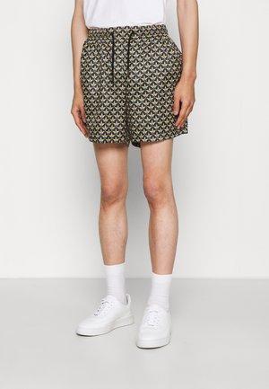 PANTALON UNISEX - Shorts - brown