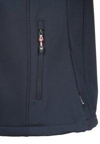 Whistler - Covina MIT WASSERDICHTER ZWISCHENMEMBRAN - Soft shell jacket - navy - 6
