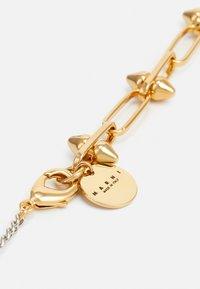 Marni - UNISEX - Necklace - gold-coloured - 2