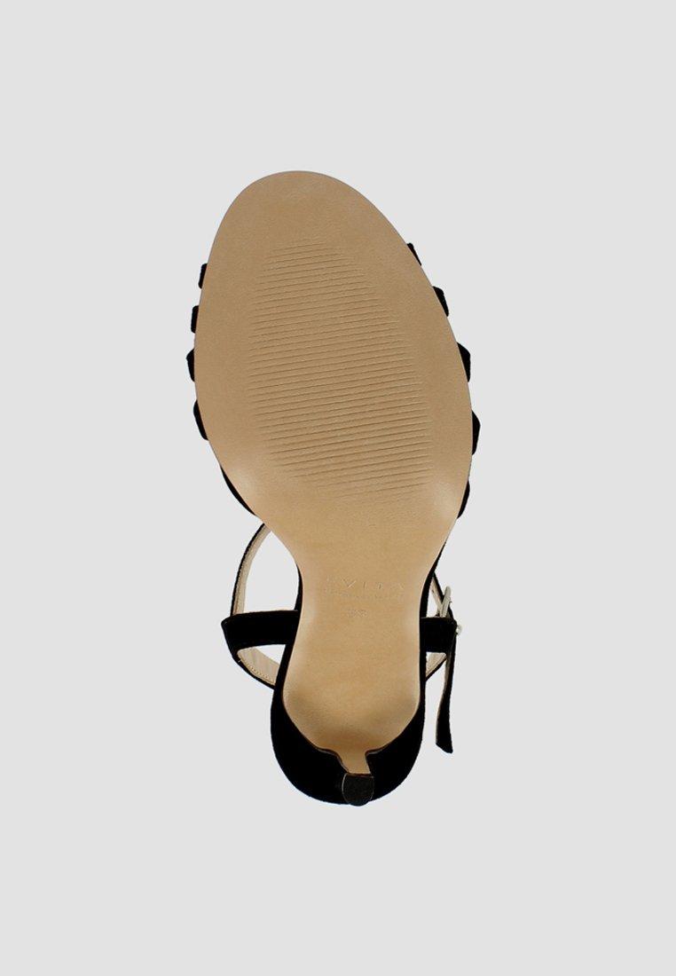 Evita Sandales à talons hauts - black - Sandales & Nu-pieds femme Nouveau