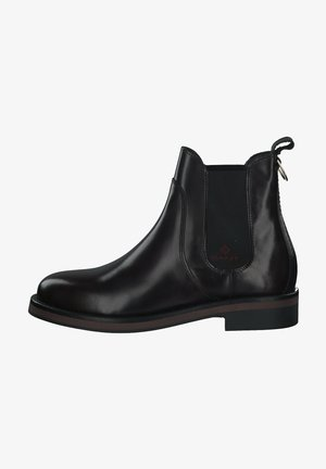 MALIIN - Classic ankle boots - bordeaux