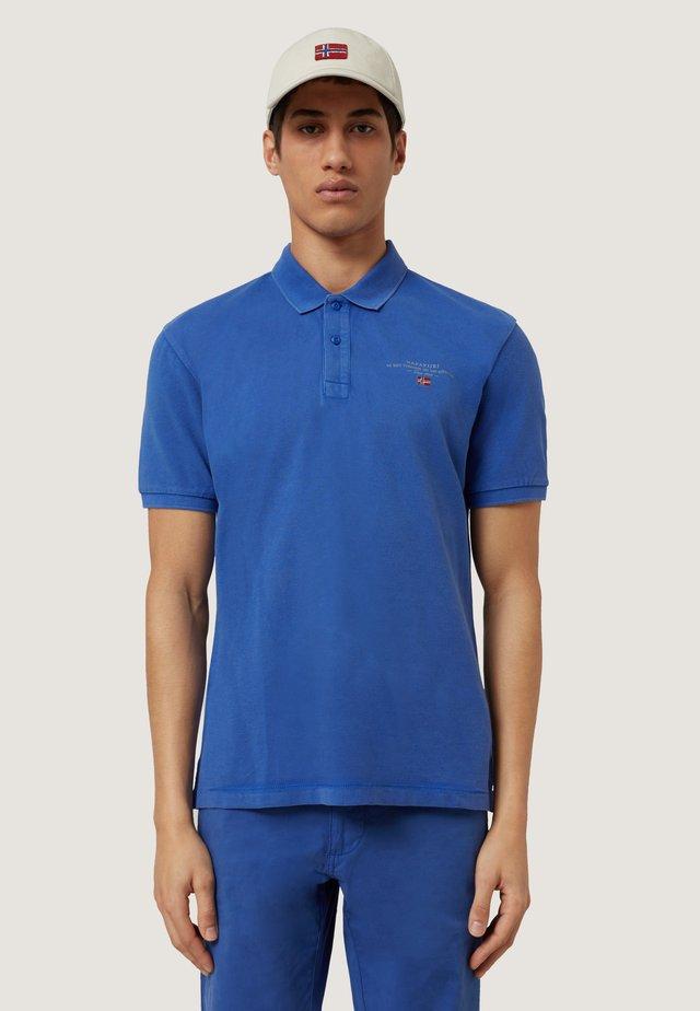 ELBAS - Polo shirt - ultra marine blue