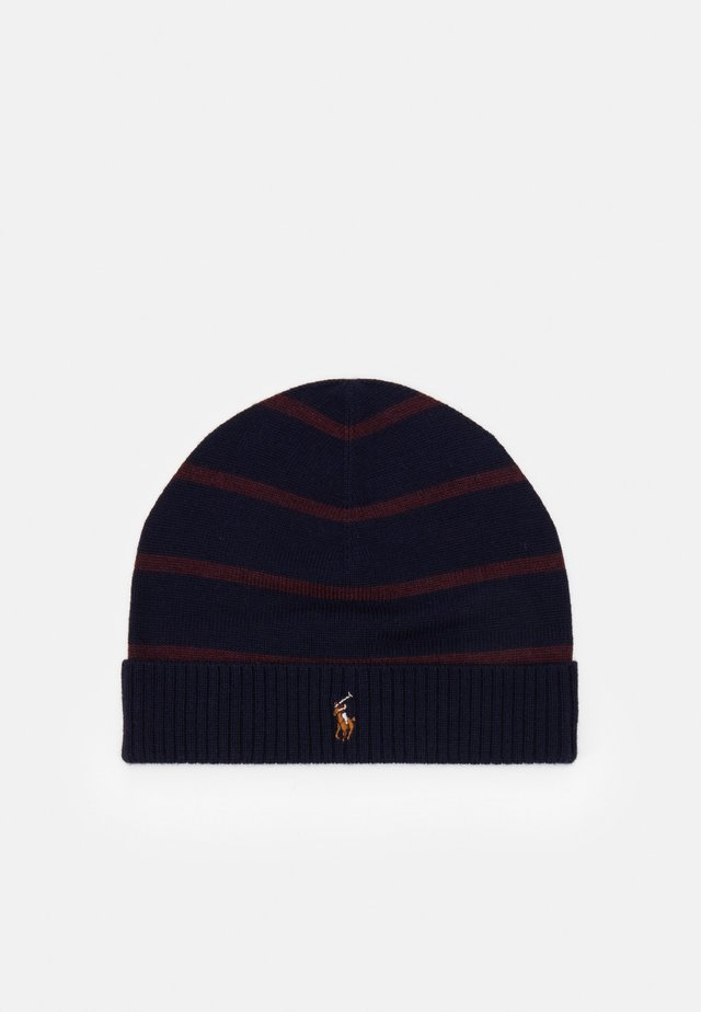 APPAREL ACCESSORIES HAT UNISEX - Muts - navy