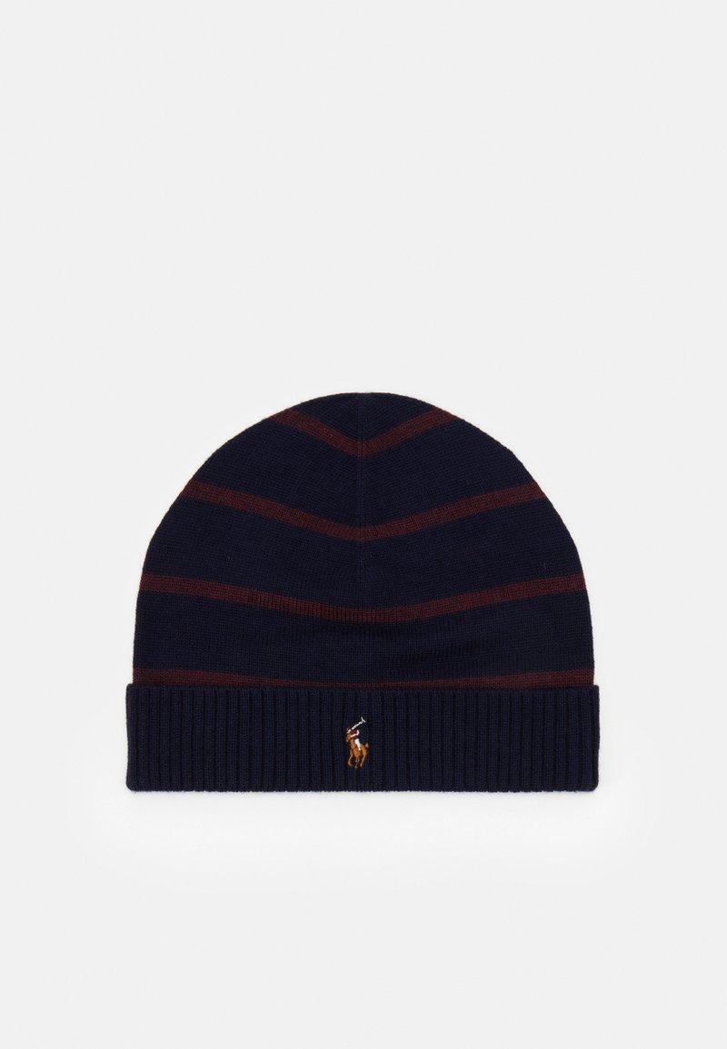 Polo Ralph Lauren - APPAREL ACCESSORIES HAT UNISEX - Beanie - navy