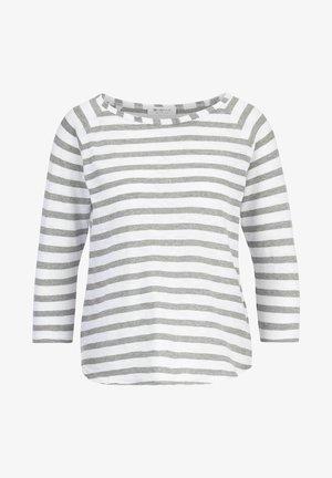 3/4-ARM - Long sleeved top - light grey