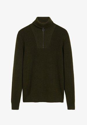 ALP - Sweter - khaki