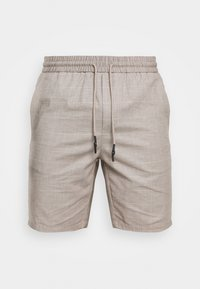 Only & Sons - ONSLINUS  LIFE CHECK - Shorts - chinchilla - 4