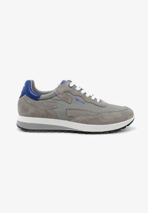 URO - Sneakers basse - grey/dark blue