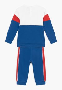 Champion - TODDLER COLORBLOCK SET - Survêtement - blue/white/red - 1