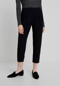 AllSaints - ALEIDA TROUSER - Trousers - black - 0
