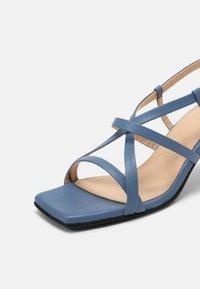 Selected Femme - SLFASHLEY  - Sandals - arctic ice - 5