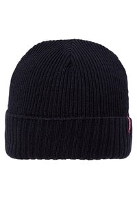 Levi's® - RIBBED BEANIE - Bonnet - regular black - 2