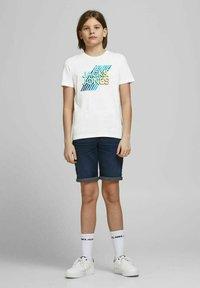 Jack & Jones Junior - Print T-shirt - white - 0