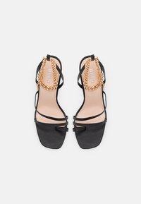 BEBO - HOLLAND - Sandals - black - 5