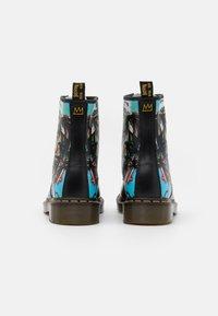 Dr. Martens - 1460 BASQUIAT - Lace-up ankle boots - black - 2