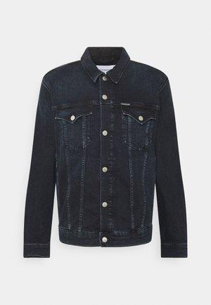 FOUNDATION DENIM JACKET - Kurtka jeansowa - blue black