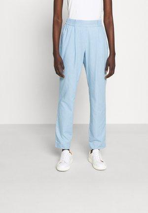 HIMONE - Straight leg jeans - light blue