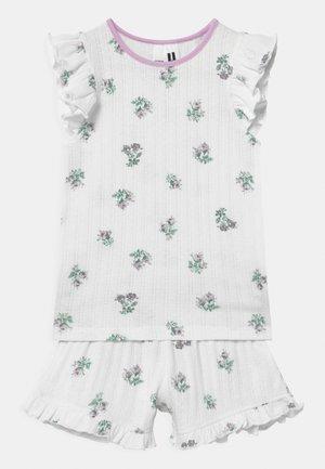 LEAH FLUTTER  - Pyžamová sada - vanilla