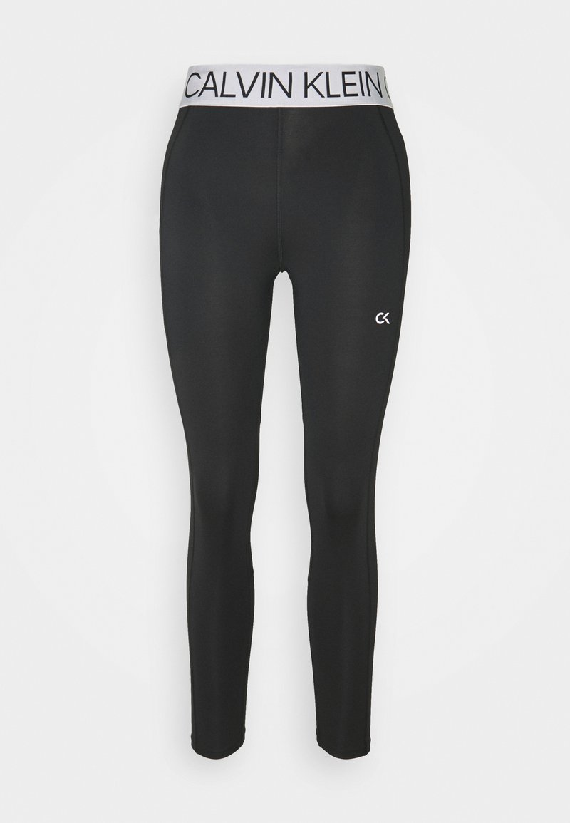 Calvin Klein Performance - Legginsy - black