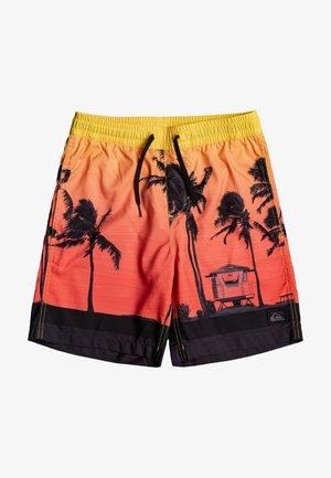 Swimming shorts - dandelion