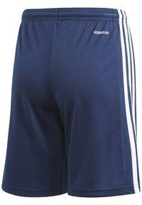 adidas Performance - Squadra 21 Y AEROREADY PRIMEGREEN FOOTBALL REGULAR SHORTS - Sports shorts - blue - 1