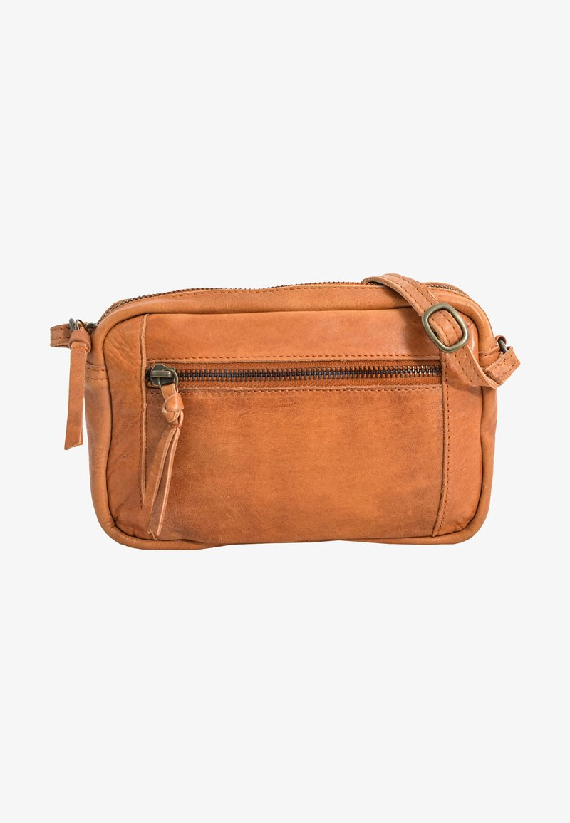 Gusti Leder - Across body bag - cognac