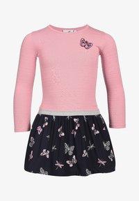 happy girls - SCHMETTERLINGKLEID - Day dress - dusty rose - 0