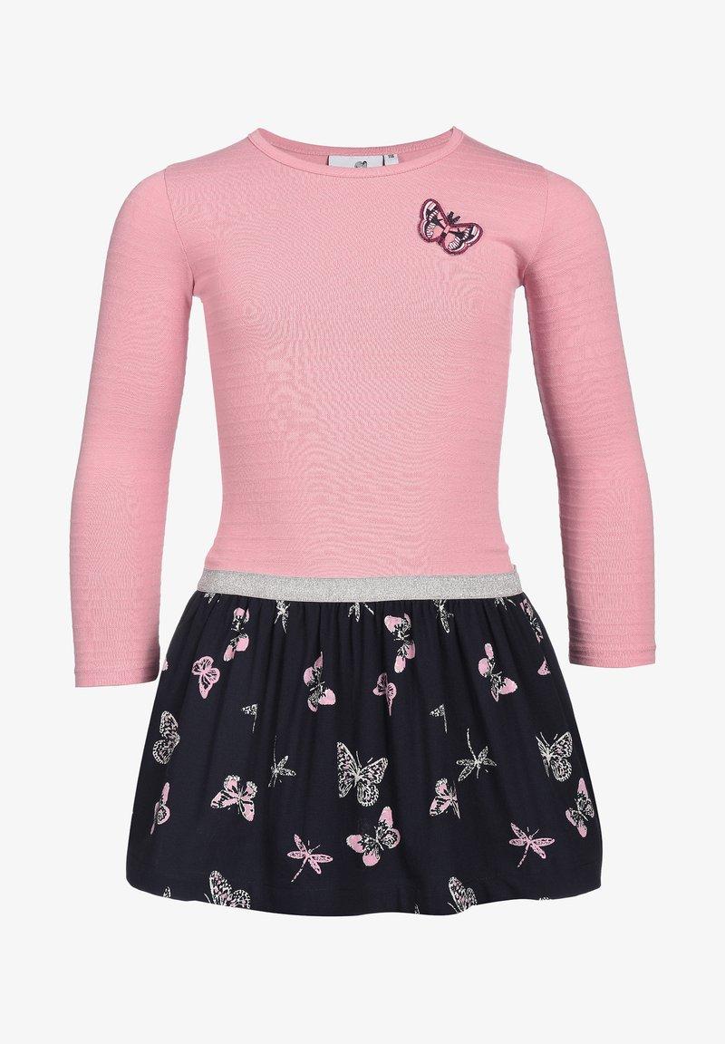 happy girls - SCHMETTERLINGKLEID - Day dress - dusty rose