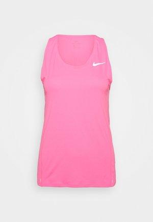 CITY SLEEK TANK - Sportshirt - pink glow