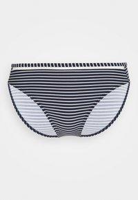 Esprit - GRENADA BEACH BRIEF - Bikini bottoms - navy - 4