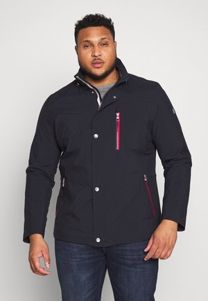 COAT PLUS - Summer jacket - navy