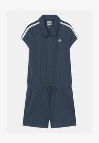 adidas Golf - GIRLS - Tracksuit - crew navy - 0