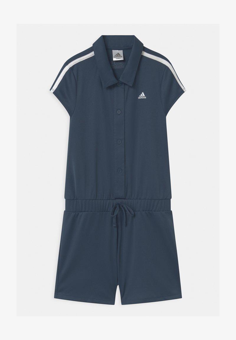 adidas Golf - GIRLS - Tracksuit - crew navy