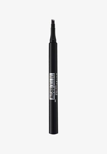 TATTOO BROW EYEBROW PENCIL - Eyebrow pencil - 110 soft brown