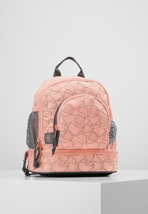MINI BACKPACK SPOOKY - Mochila - peach