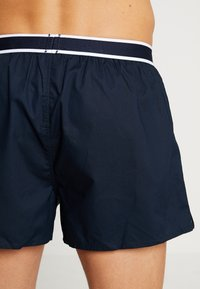 BOSS - 2 PACK - Boxer shorts - blue - 2
